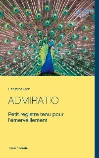Cover ADMIRATIO