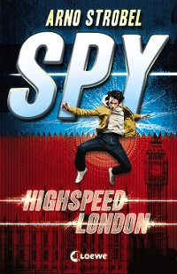 Cover SPY 1 - Highspeed London