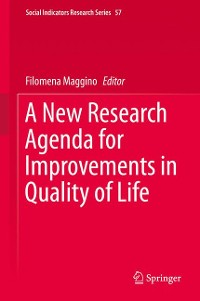 Cover A New Research Agenda for Improvements in Quality of Life