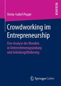Cover Crowdworking im Entrepreneurship