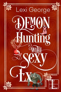 Cover Demon Hunting with a Sexy Ex