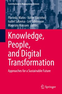 Cover Knowledge, People, and Digital Transformation
