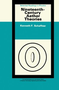 Cover Nineteenth-Century Aether Theories
