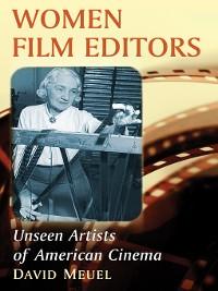 Cover Women Film Editors