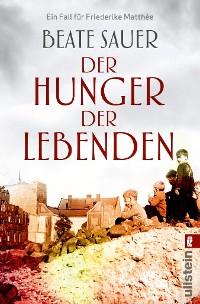 Cover Der Hunger der Lebenden