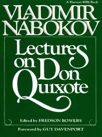 Cover Lectures on Don Quixote