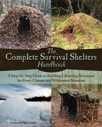 Cover Complete Survival Shelters Handbook