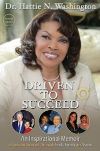 Cover DRIVEN TO SUCCEED