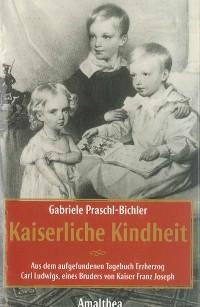 Cover Kaiserliche Kindheit
