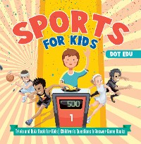 Cover Sports for Kids   Trivia and Quiz Book for Kids   Children's Questions & Answer Game Books
