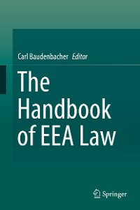 Cover The Handbook of EEA Law