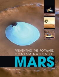 Cover Preventing the Forward Contamination of Mars