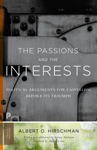 Cover Passions and the Interests