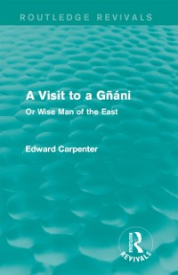 Cover Visit to a Gnani