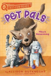 Cover Mitzy's Homecoming