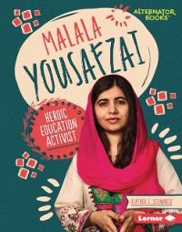 Cover Malala Yousafzai