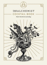 Cover Alchemist Cocktail Book