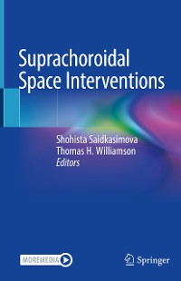 Cover Suprachoroidal Space Interventions