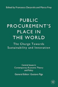 Cover Public Procurement's Place in the World