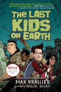 Cover Last Kids on Earth