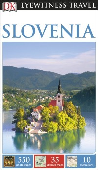 Cover DK Eyewitness Travel Guide Slovenia