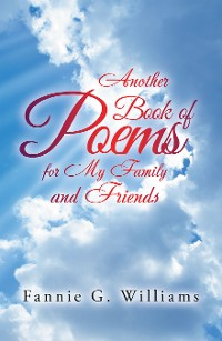 Cover Another Book of Poems for My Family and Friends