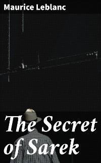 Cover The Secret of Sarek