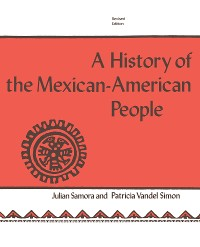Cover The History of the Mexican-American People