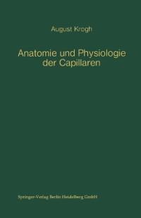 Cover Anatomie und Physiologie der Capillaren