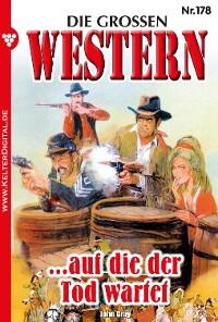 Cover Die großen Western 178