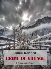 Cover Crime de village
