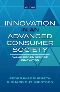 Cover Innovation in an Advanced Consumer Society
