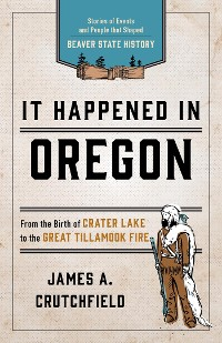 Cover It Happened In Oregon