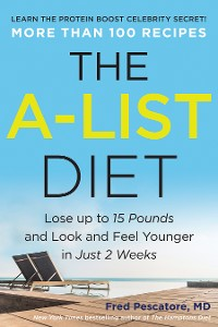 Cover The A-List Diet