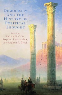 Cover Democracy and the History of Political Thought