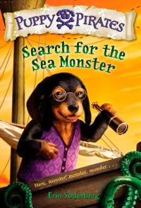 Cover Puppy Pirates #5: Search for the Sea Monster
