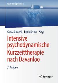 Cover Intensive psychodynamische Kurzzeittherapie nach Davanloo