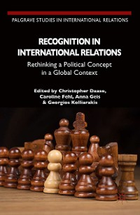 Cover Recognition in International Relations