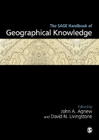 Cover The SAGE Handbook of Geographical Knowledge