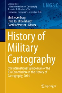 Cover History of Military Cartography