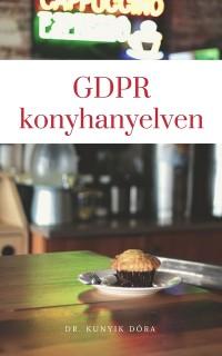 Cover GDPR konyhanyelven