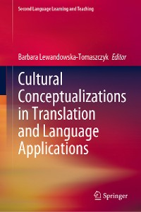 Cover Cultural Conceptualizations in Translation and Language Applications