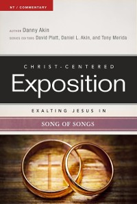 Cover Exalting Jesus in Song of Songs