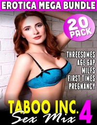Cover Taboo Inc. Sex Mix 4 : 20 Pack Erotica Bundle