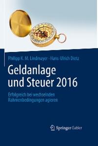 Cover Geldanlage und Steuer 2016