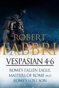 Cover Vespasian 4-6