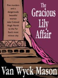 Cover Gracious Lily Affair