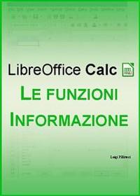 Cover LibreOffice Calc - Le funzioni Informazione