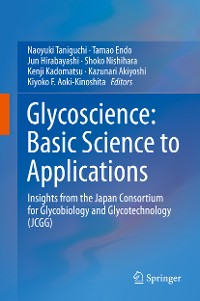 Cover Glycoscience: Basic Science to Applications