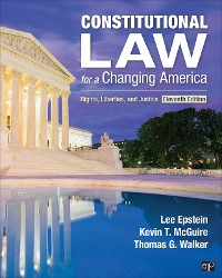 Cover Constitutional Law for a Changing America